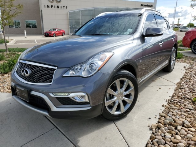 Certified Pre Owned 2016 Infiniti Qx50 Base