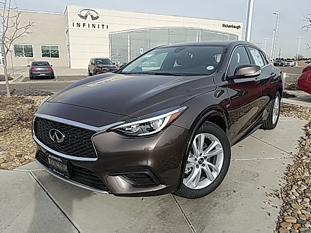 New 2019 INFINITI QX30 PURE