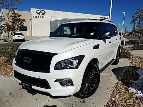 Certified Pre-Owned 2016 INFINITI QX80 Limited